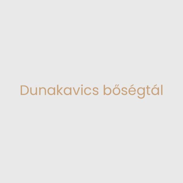 Dunakavics bőségtál