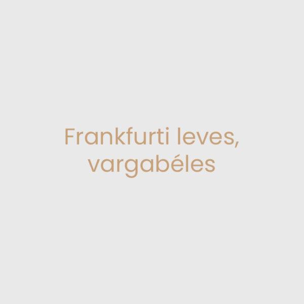 Frankfurti leves, vargabéles